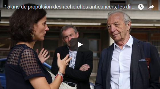 15 ans de propulsion des recherches et innovations anticancers : les directeurs successifs en parlent…