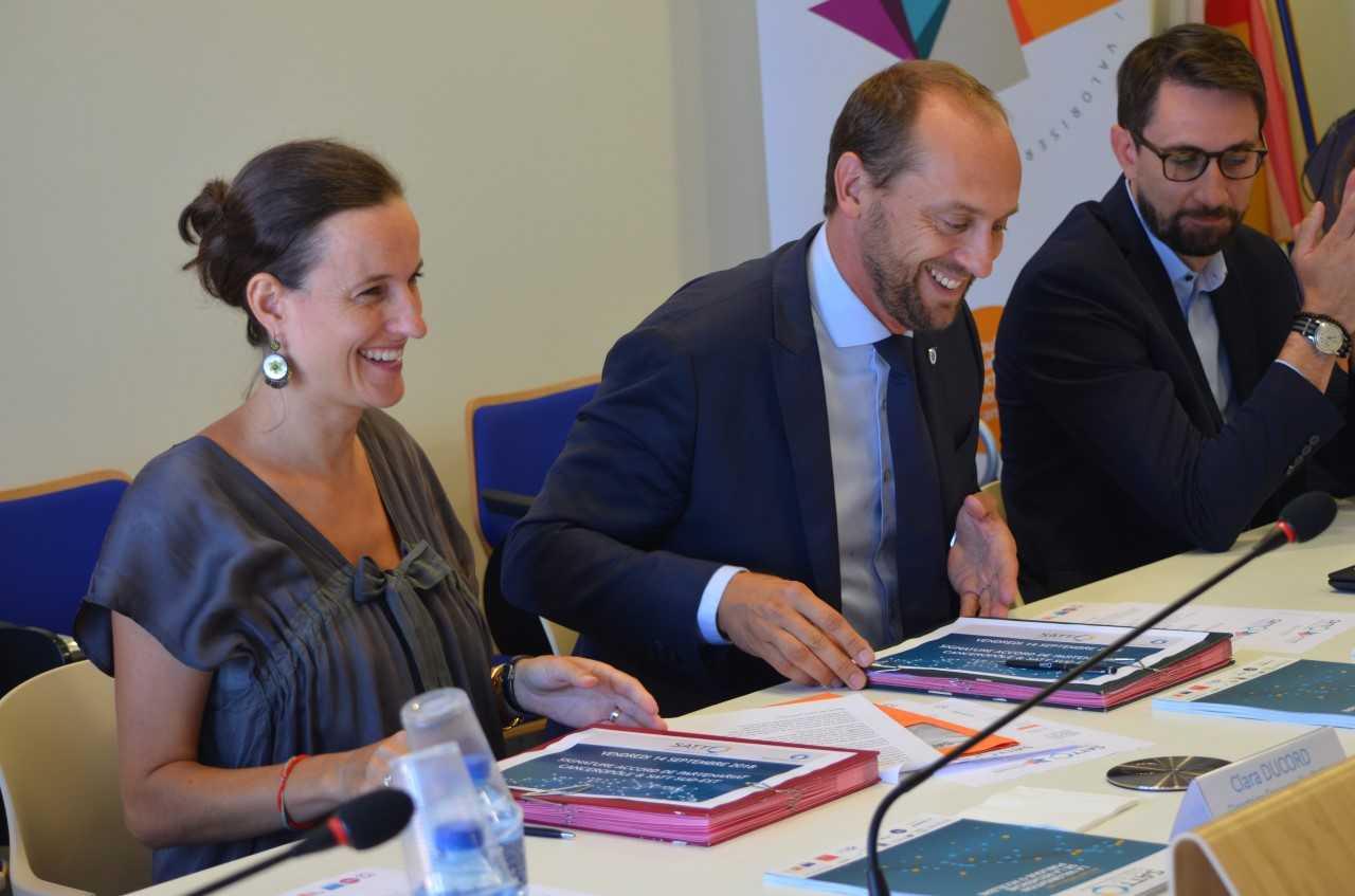Le Canceropôle Provence-Alpes-Côte d'Azur et la SATT Sud-Est signent un accord de partenariat