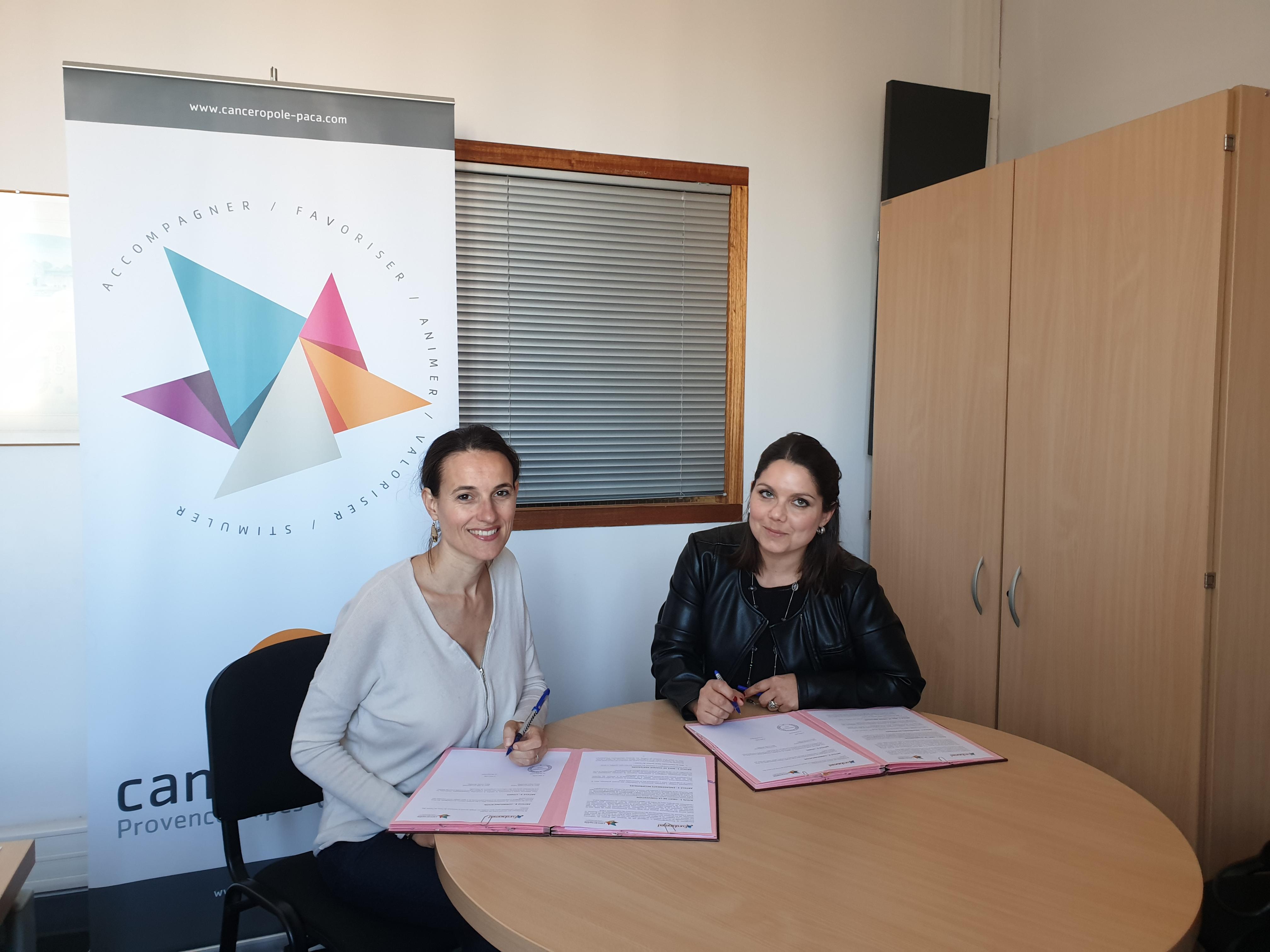 Partenariat Eurobiomed-Canceropôle PACA: un partenariat recherche-industries du Sud pour faciliter l'émergence et le succès d'innovations anticancers ambitieuses.